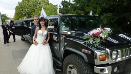 Hochzeit Limo-Day MA