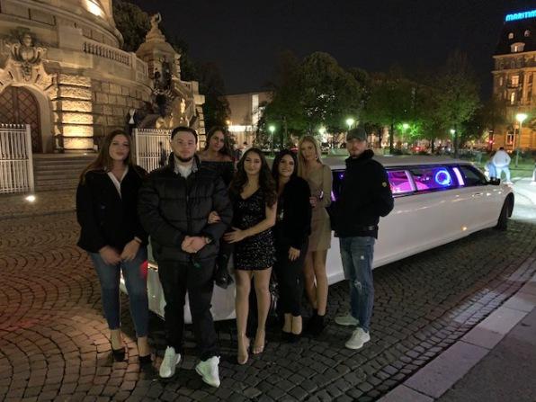 Junggesellenabschied mit Limo-Day Mannheim