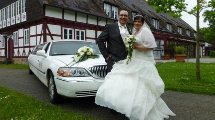 Hochzeitslimousine Limo- Day Mannheim