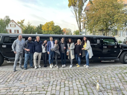 Limo-Day Mannheim